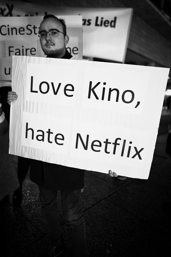 Verdi protestiert für Lohnerhöhungen für Cinestar-Kinoarbeitn