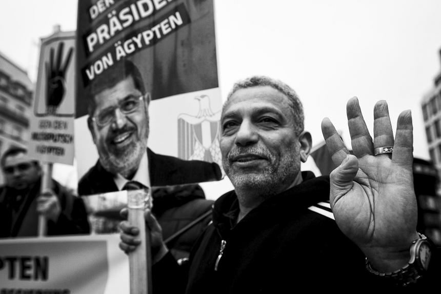 Ägypter protestieren gegen Todesurteile für Muslimbrüder