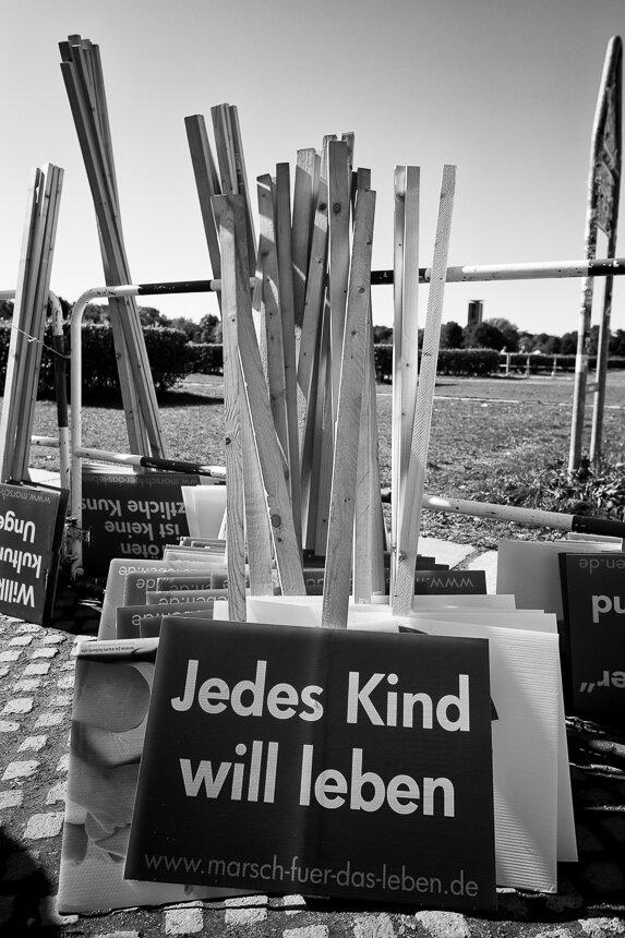 """""""Marsch für das Leben"""" zieht durch Berlin"""