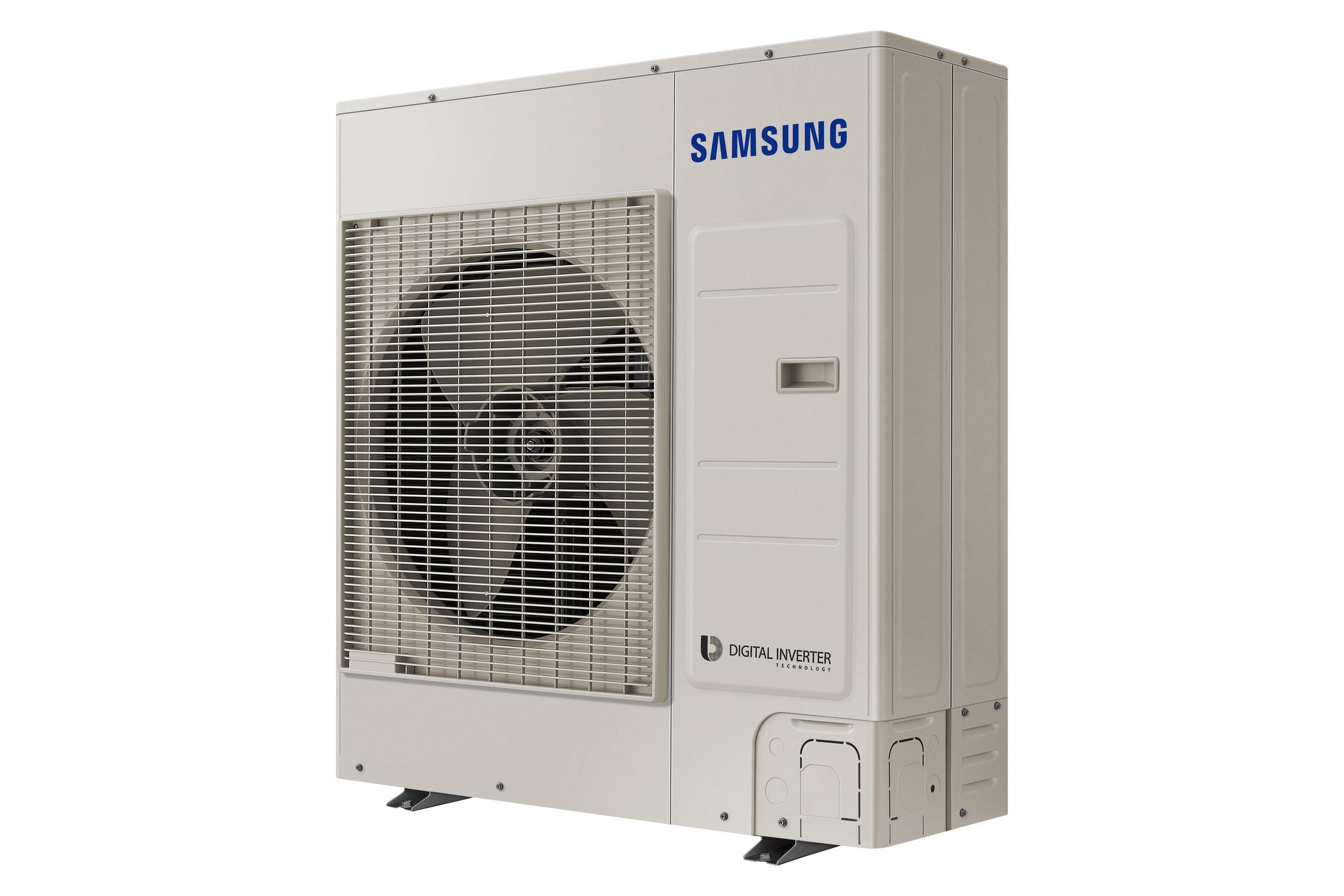 Samsung GEN5 Air Source Heat Pump Product Information
