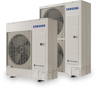 Samsung GEN5 Air Source Heat Pump Range