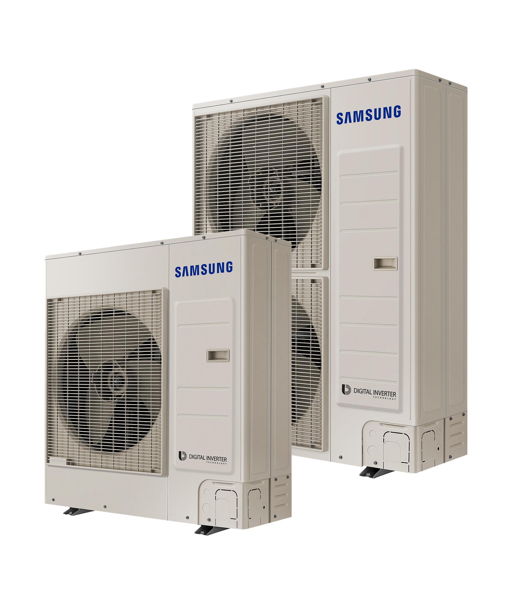 Samsung GEN 5 Air Source Heat Pump