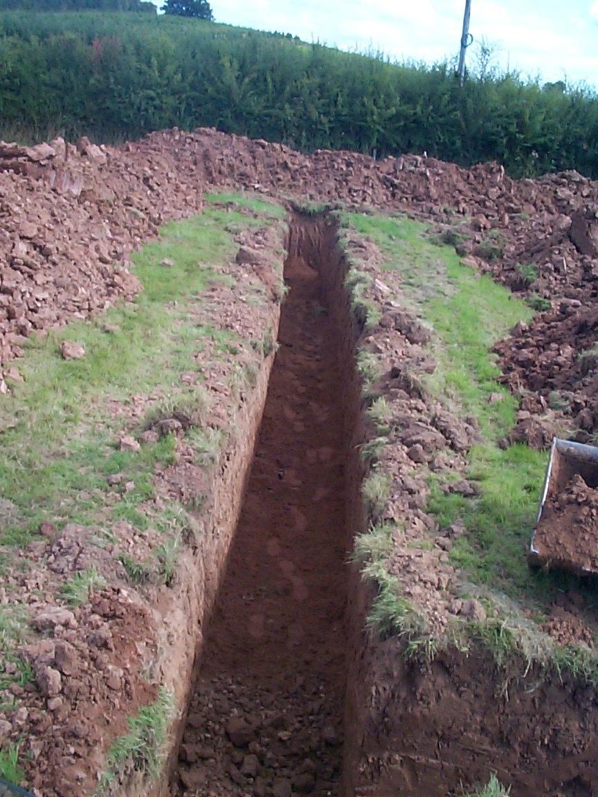 Ground Loop Digging