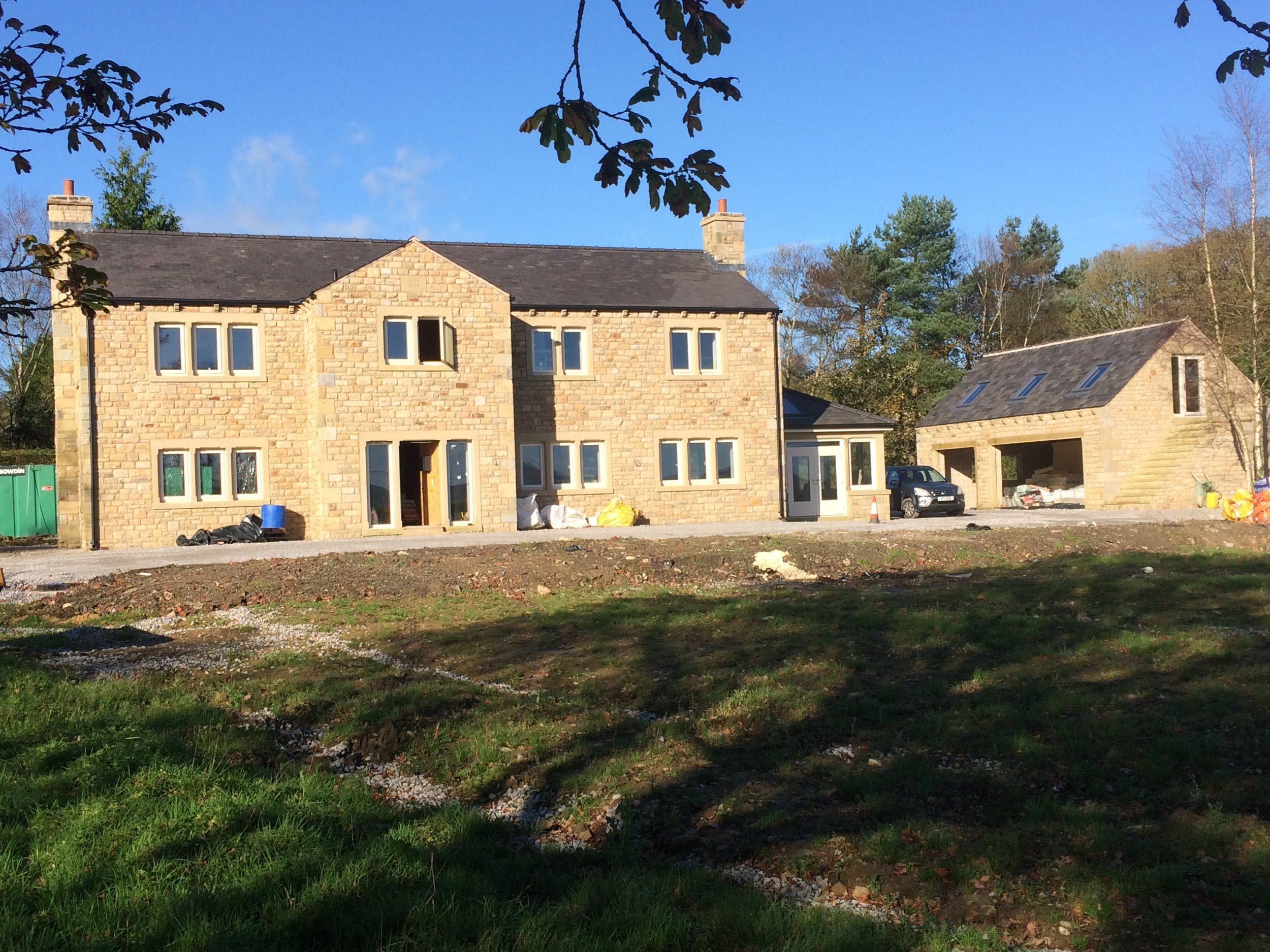 Mr & Mrs Didsbury New Build Property