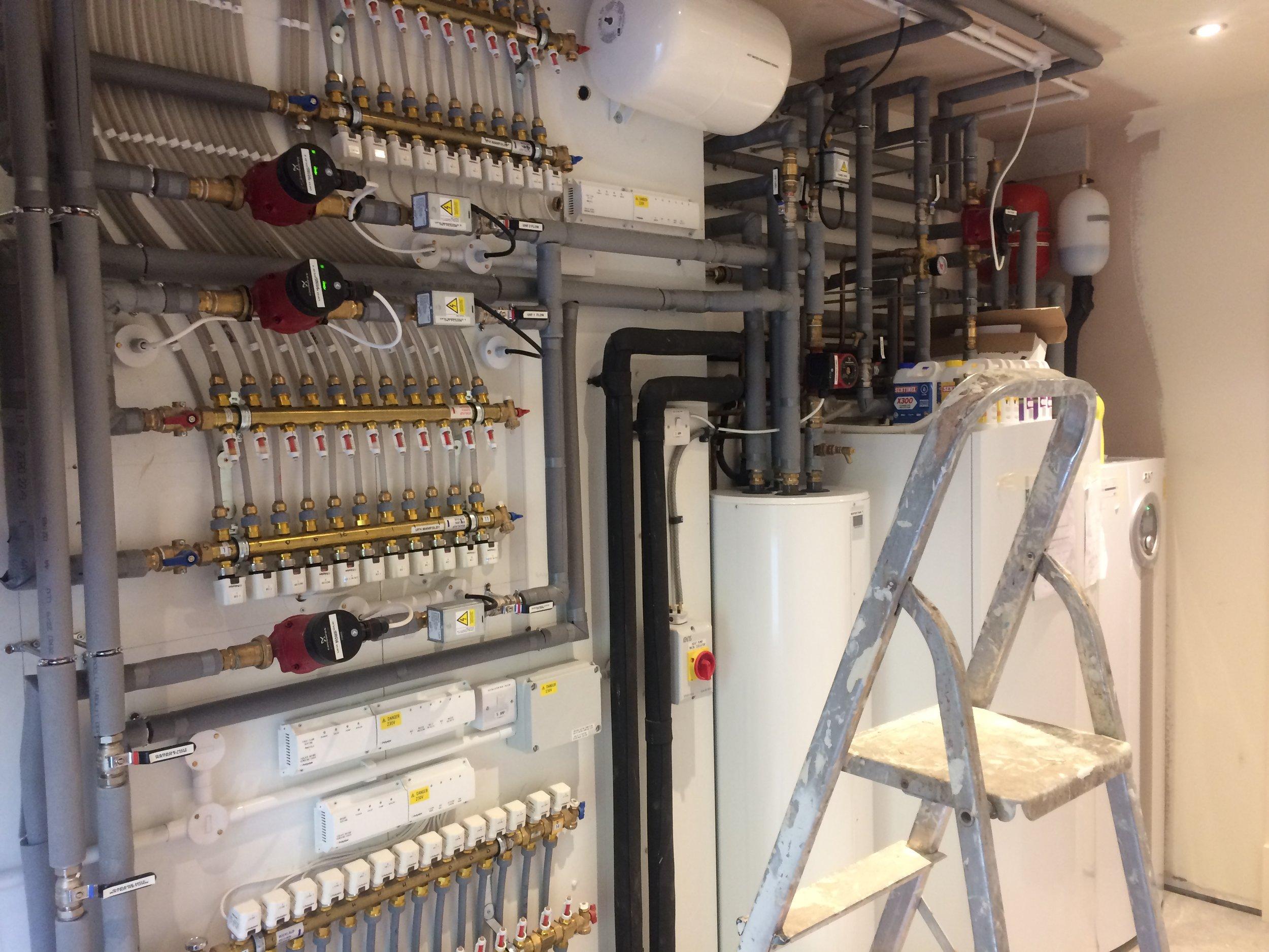 Installed IVT Greenline HE E11