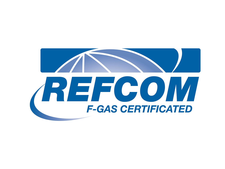 F-Gas Compliant (REFCOM)