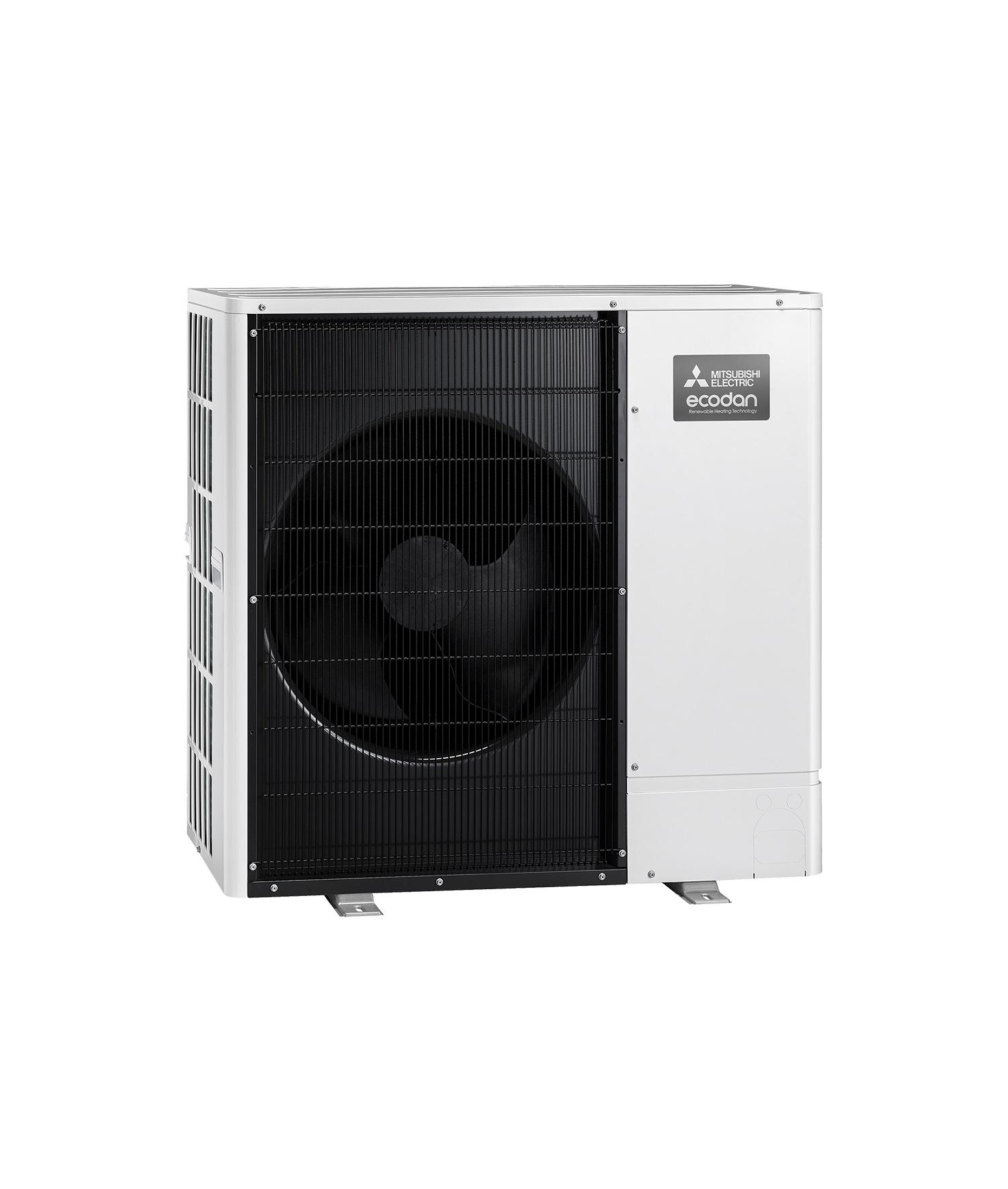 Mitsubishi Ecodan Ultra Quiet 8.5kW Air Source Heat Pump - 2019