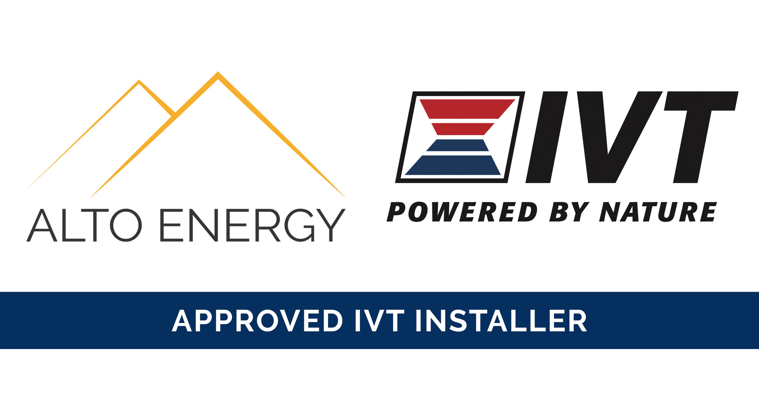 Become an approved IVT Heat Pump Installer