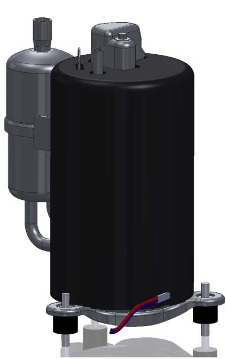 IVT AirX Inverter Driven Compressor