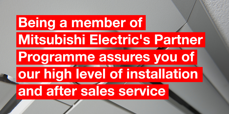 Alto Energy are excited to announce we are now a Business Solutions Partner with Mitsubishi Electric