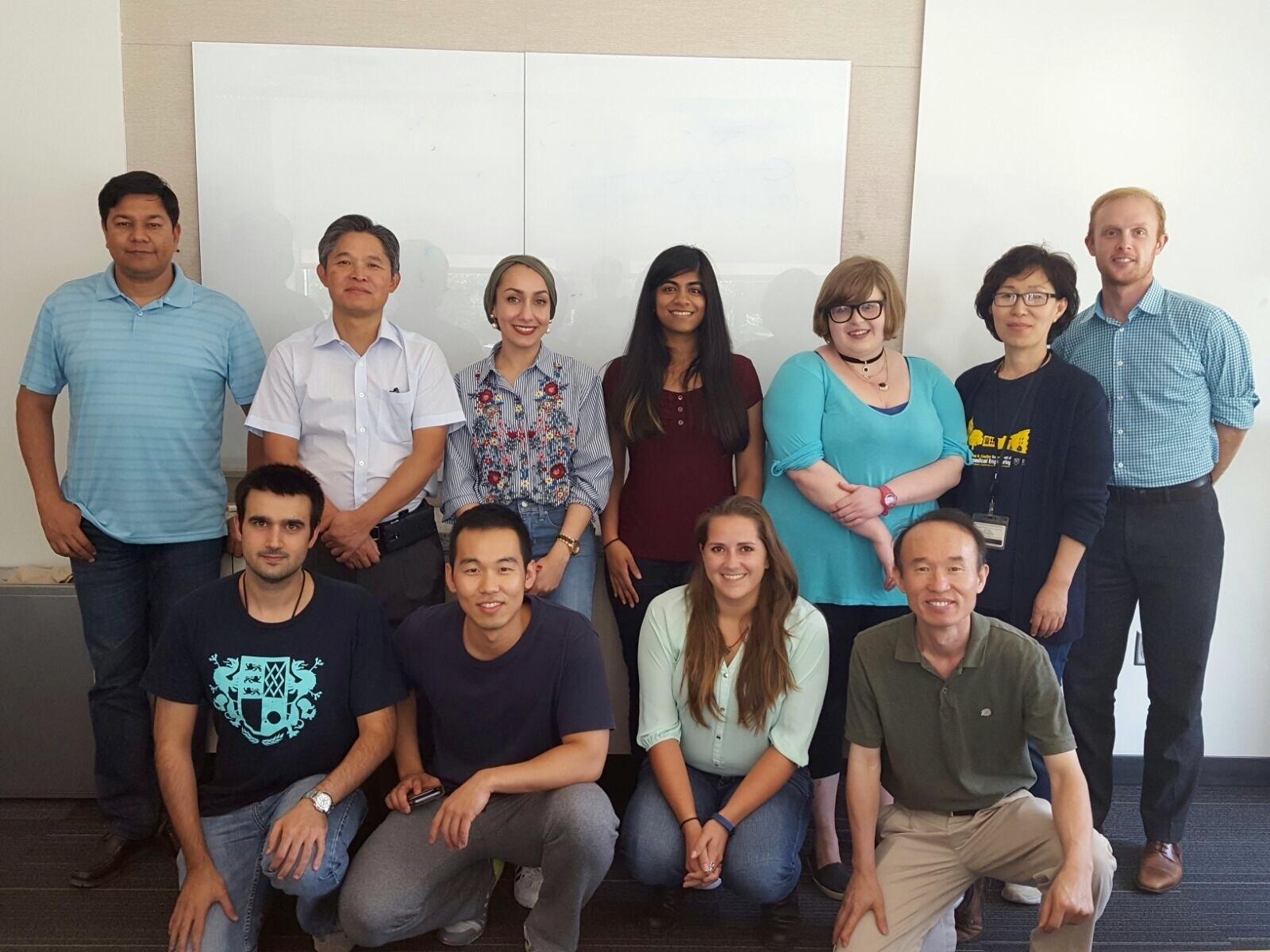 Jo Lab in HSRB 2016
