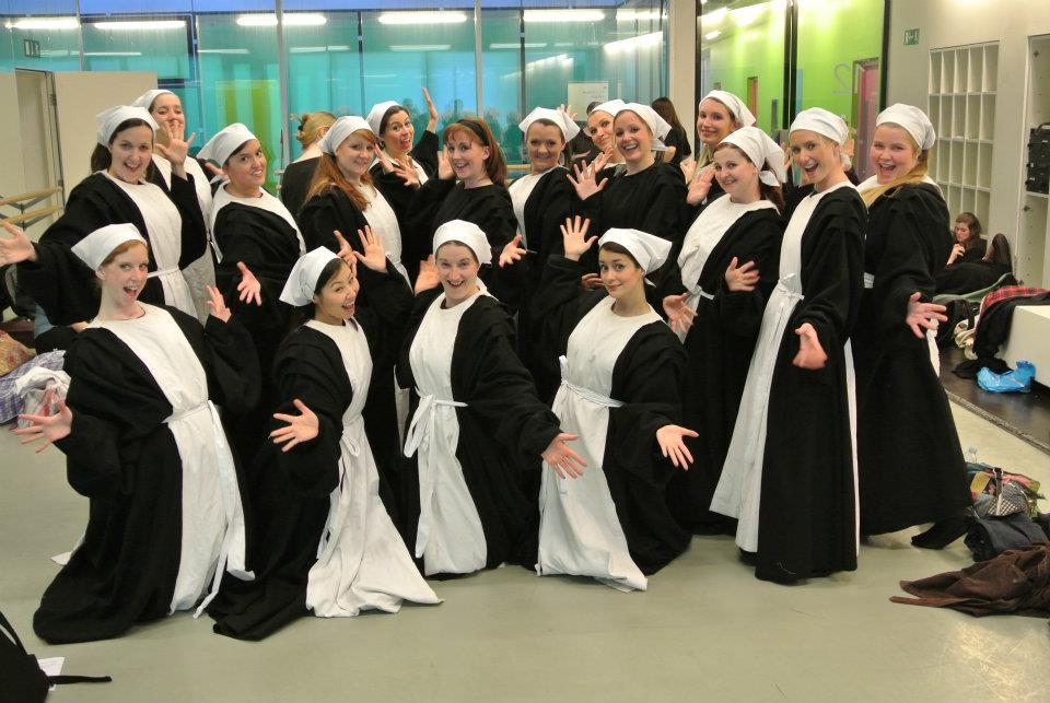 Suor Angelica Scenes, Trinity Conservatoire Opera