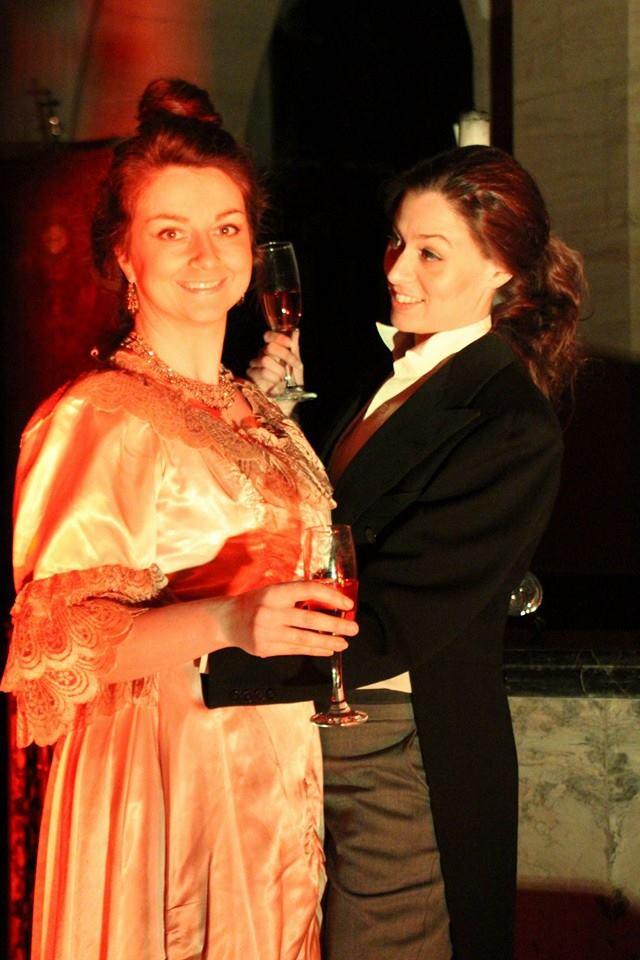 Marquis, Trousered Traviata, Secret Opera