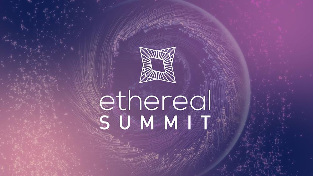 Ethereal Summit 2018 - Branding / Digital / production / Animation