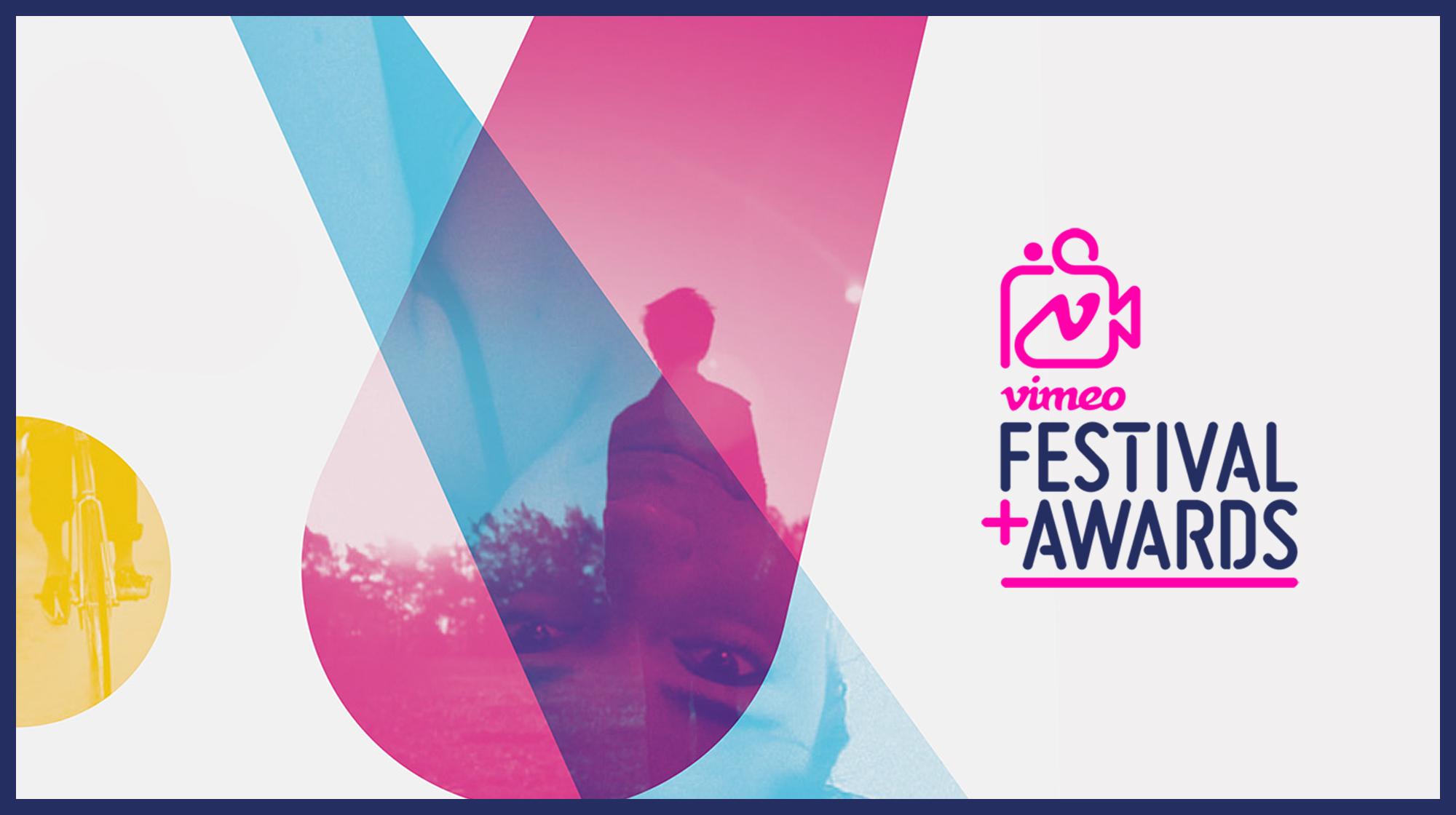 Vimeo Festival + Awards - Branding / environmental design / production