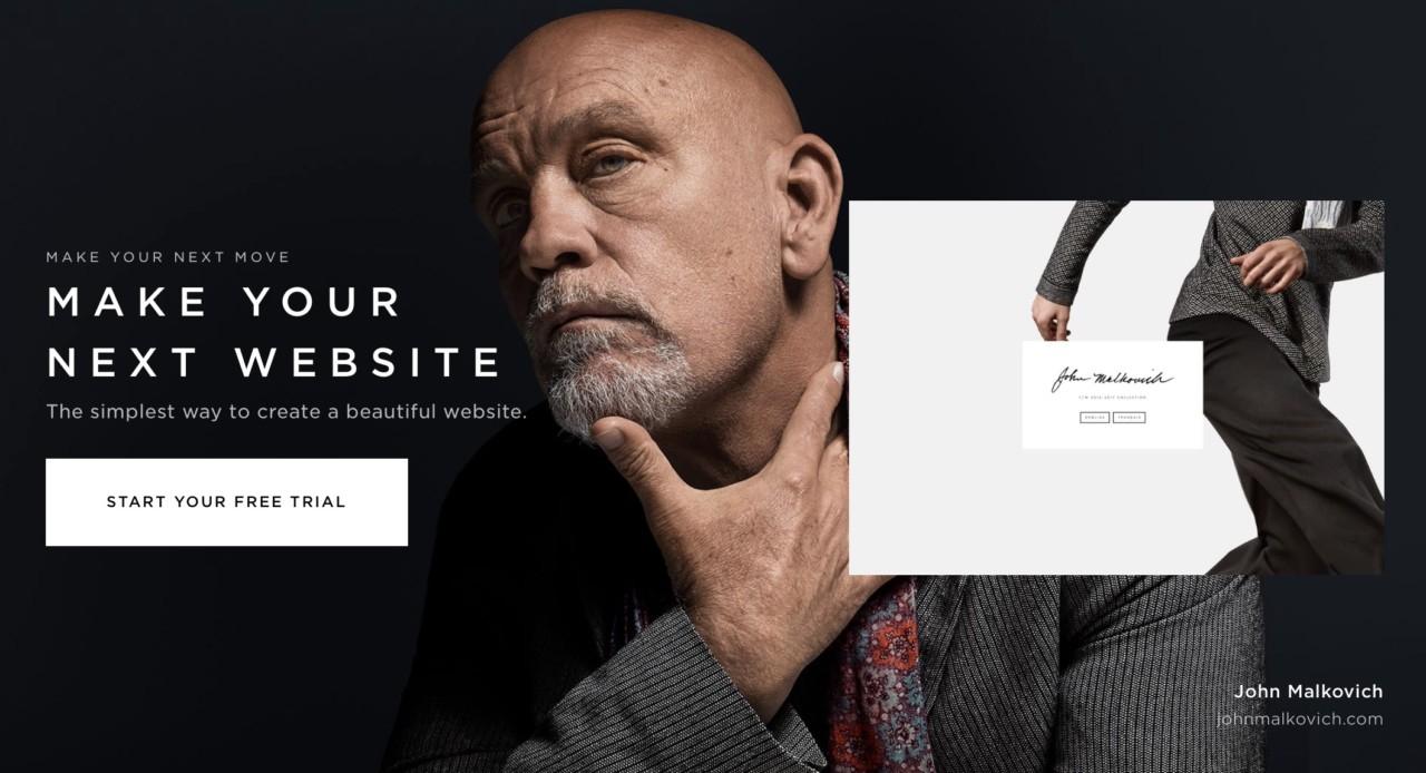 Squarespace Brand Marketing - branding / digital / social / Print