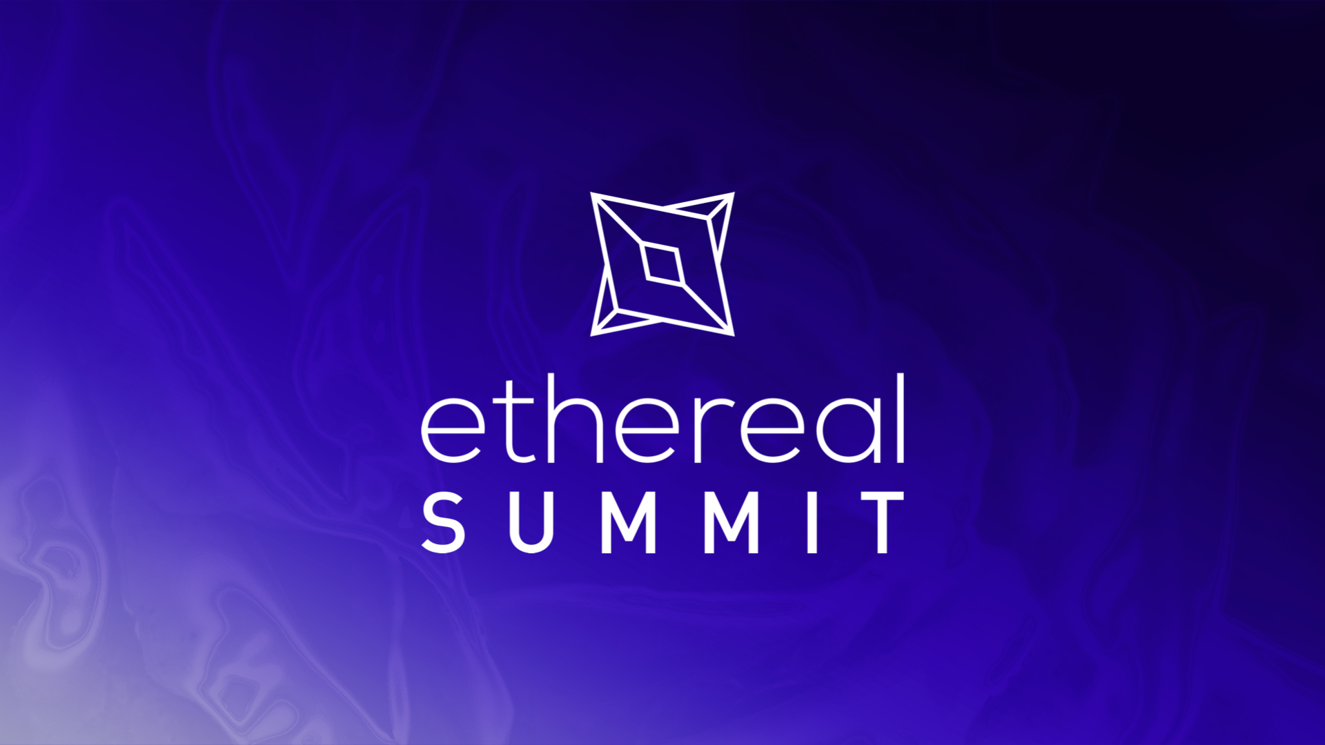 Ethereal Summit NY 2019 - Design / Creative Direction