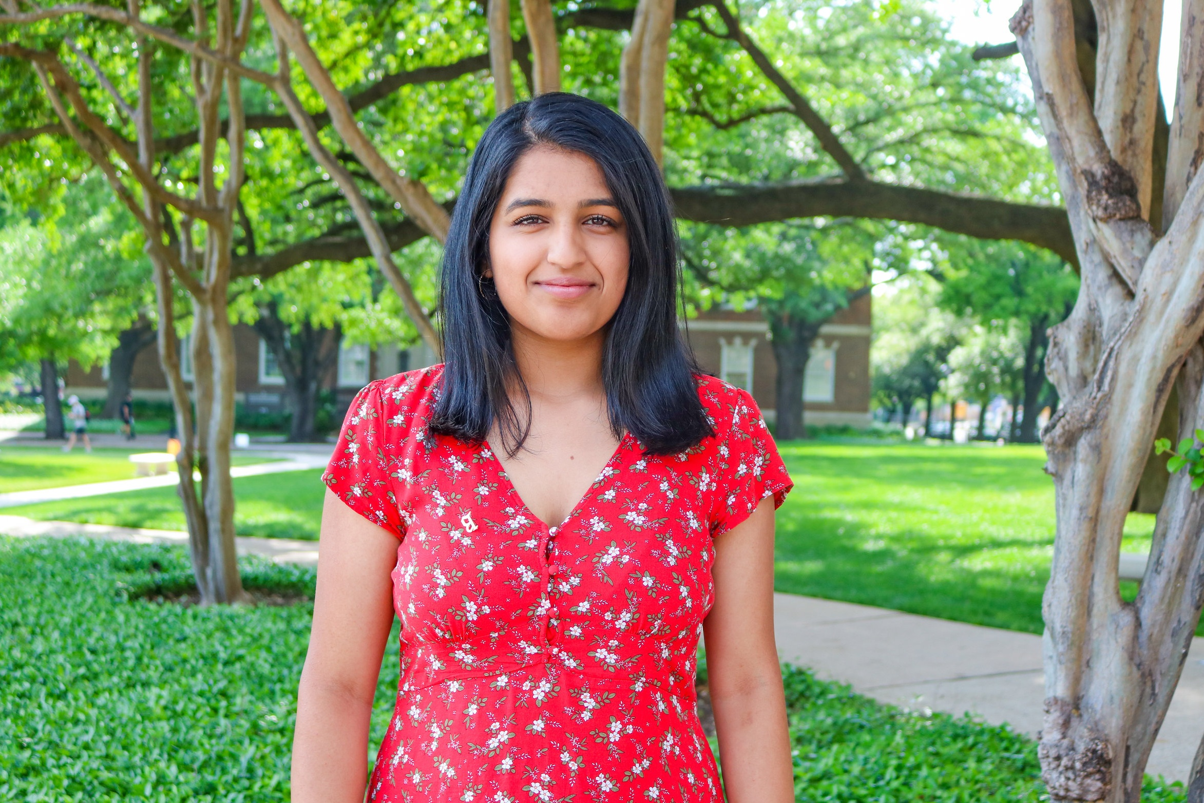 Pallavi is a sophomore from Morrisville, North Carolina. She is majoring in Finance and Markets & Culture and dreams of doing financials for celebrities. Her favorite memory in Boaz is movie nights with her friends and her favorite Boaz event is Sonday Night Snacks. Pallavi is also a part of Program Council and her favorite Wake Up Wednesday is biscuits and gravy.