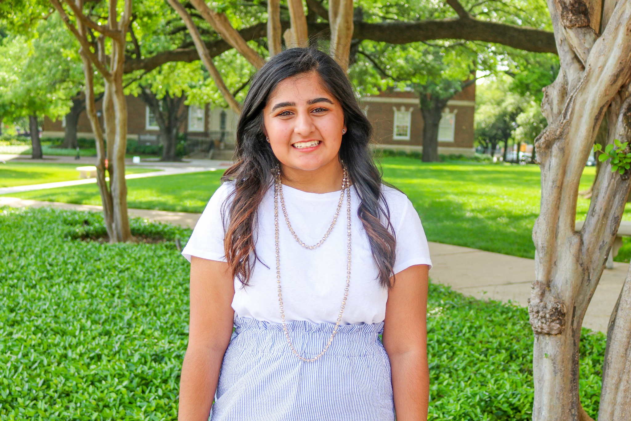 Anjali is a sophomore from Plano, Texas and is studying Finance and Psychology with a minor in Advertising. She dreams of being a CEO of her own company one day. Although she loves all Boaz events, her favorite is the Boaz Patio BBQ. If you're looking for Anjali, you'll likely find her in the Boaz Family Room or hanging out in the third west study lounge (where some of her favorite Boaz memories have been made).