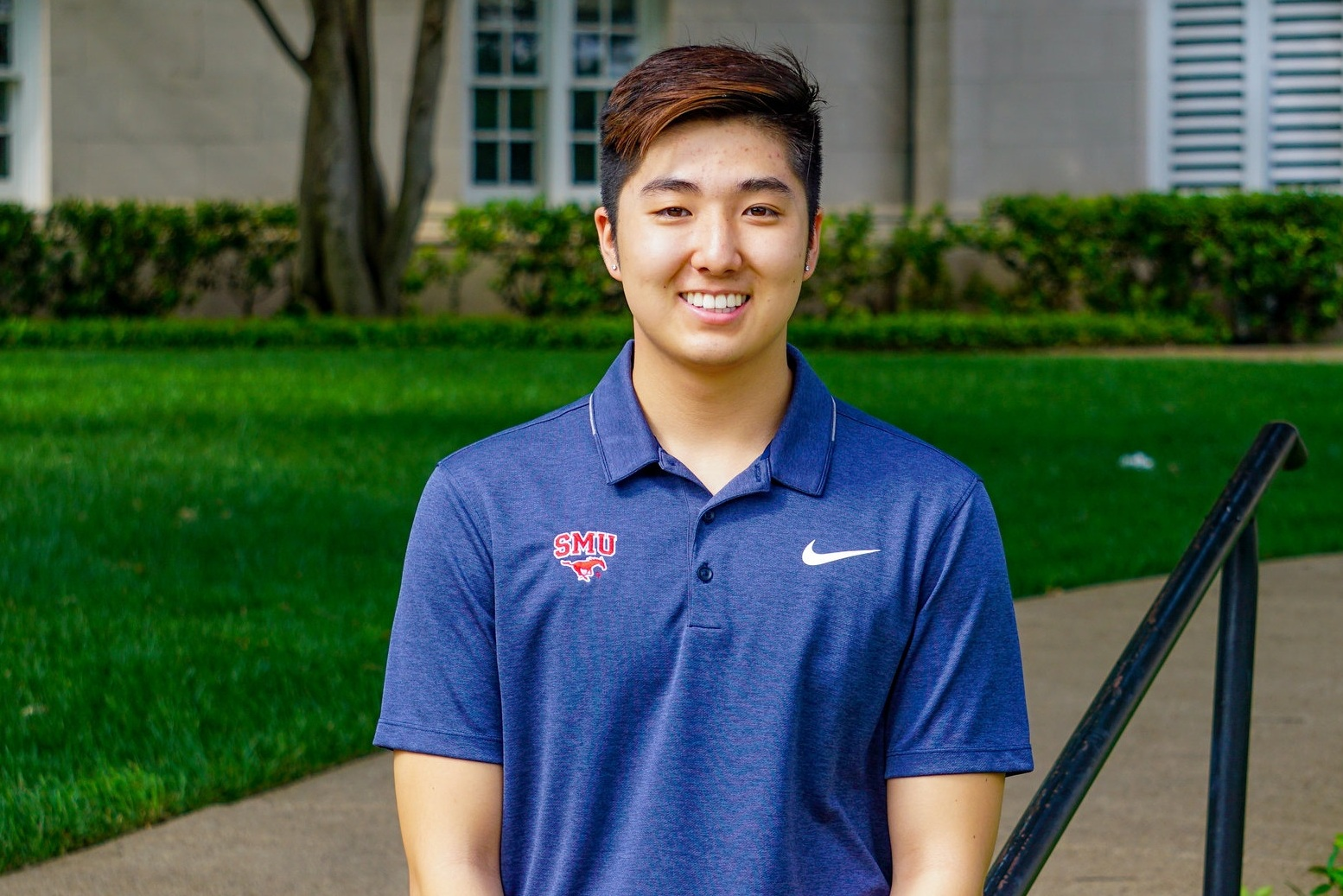 Jacob Joe is a sophomore from Northridge, California studying business. In the future, he would love to be a Private Investor. His favorite snack at Sonday Night Snacks is sopapilla cheesecake, and you can often find him hanging out in the second floor study room. Jacob is passionate about the dodgers, swimming, and community service.