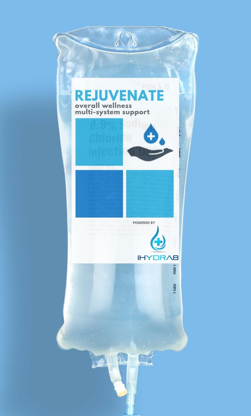 The Rejuvenate Formula