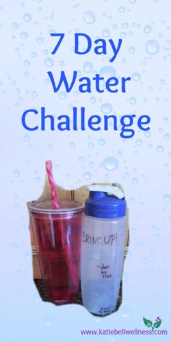 7 Day Water Challenge