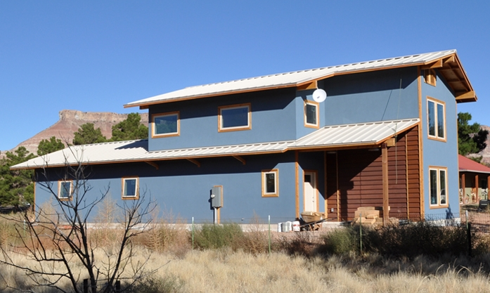 DESERT GUIDE HOUSE