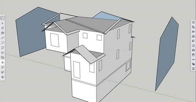 We are very excited to be partnering with @garbetthomes to take a couple of their homes and apply passive house principles to them. These few homes will be a cut above your standard home, but with the familiarity of Garbett homes. It's encouraging to see such a large home builder interested in passive house, even if it is only a few houses and not the entire subdivision. We hope that this can be one way to spread passive house and to hopefully create more demand for low energy buildings. . . . #garbetthomes #phius #passivehouse #passivehousebuilding #passivehouseprinciples #lowenergy #energyefficient #greenbuilding #environmental #greenprogress #greenhome #lowenergybuilding #highqualityhome #highqualityhouse #dailydesign #designdaily #buildingoftheday #newdesign #energymodeling #sketchup #sketchupenergymodeling #wufi #wufipassive