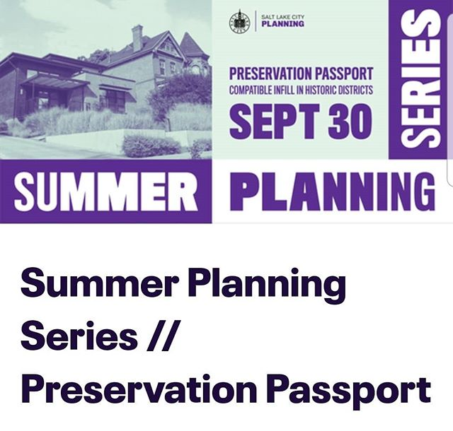 Have you ever wanted to meet us in person? Chat about architecture casually? Or have you ever just wanted to see the Ruby house, our iconic Passive House? Well on Monday you can because we are participating in the Salt Lake City Summer Planning Series: Preservation Passport. This is a semi-self guided walking tour around Salt Lake City's historic districts that focuses on infill housing. It's self guided which means that you take yourself around to the different sites, but once there someone will be there to talk to you about the project. We will be the last stop on the tour at 527 4th Avenue (unless you do it in reverse and see us first, we highly recommend this 😁). We will be in front of the Ruby House to talk about the process of doing new construction in a historic area. We are so excited to talk to everyone who comes out to this FREE event and meet some of you in person. . . . #phius #passivehouse #phiusutah #passivehouseutah #passivehouseus #passivehaus #energyefficient #walkingtour #summerplanningseries #saltlakecity #saltlakecityplanning #urbanplanning #preservation #historicpreservation #infillhousing #newconstruction #southtemple #historicdistrict #modernhome #modernbuilding #modernhouse #urbanliving #greenbuilding #greenhome #thefuture #architecture #brachdesign #architectureevent #design #gooddesign @saltlakecity_utah