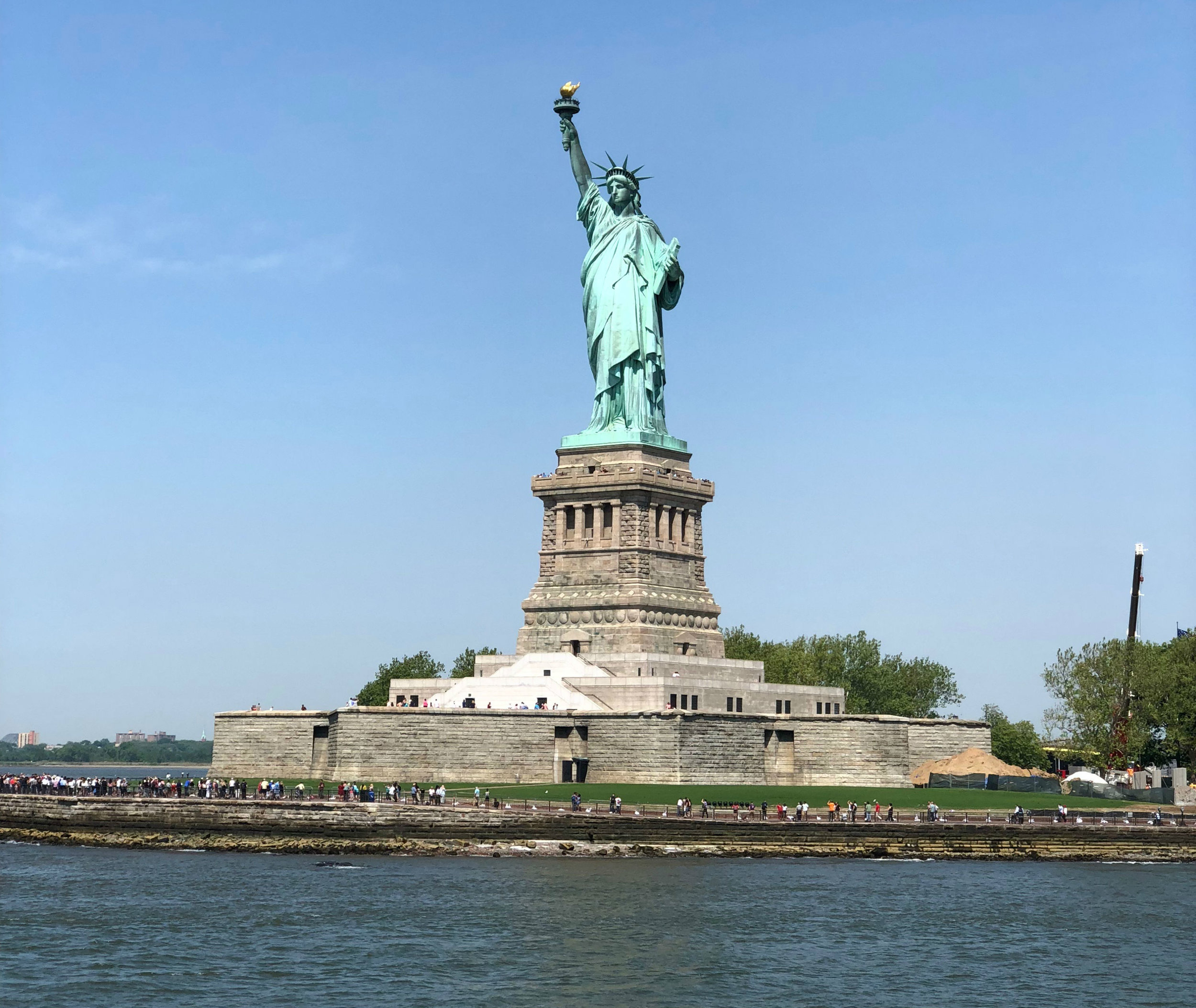 Relocation to the US starts here -