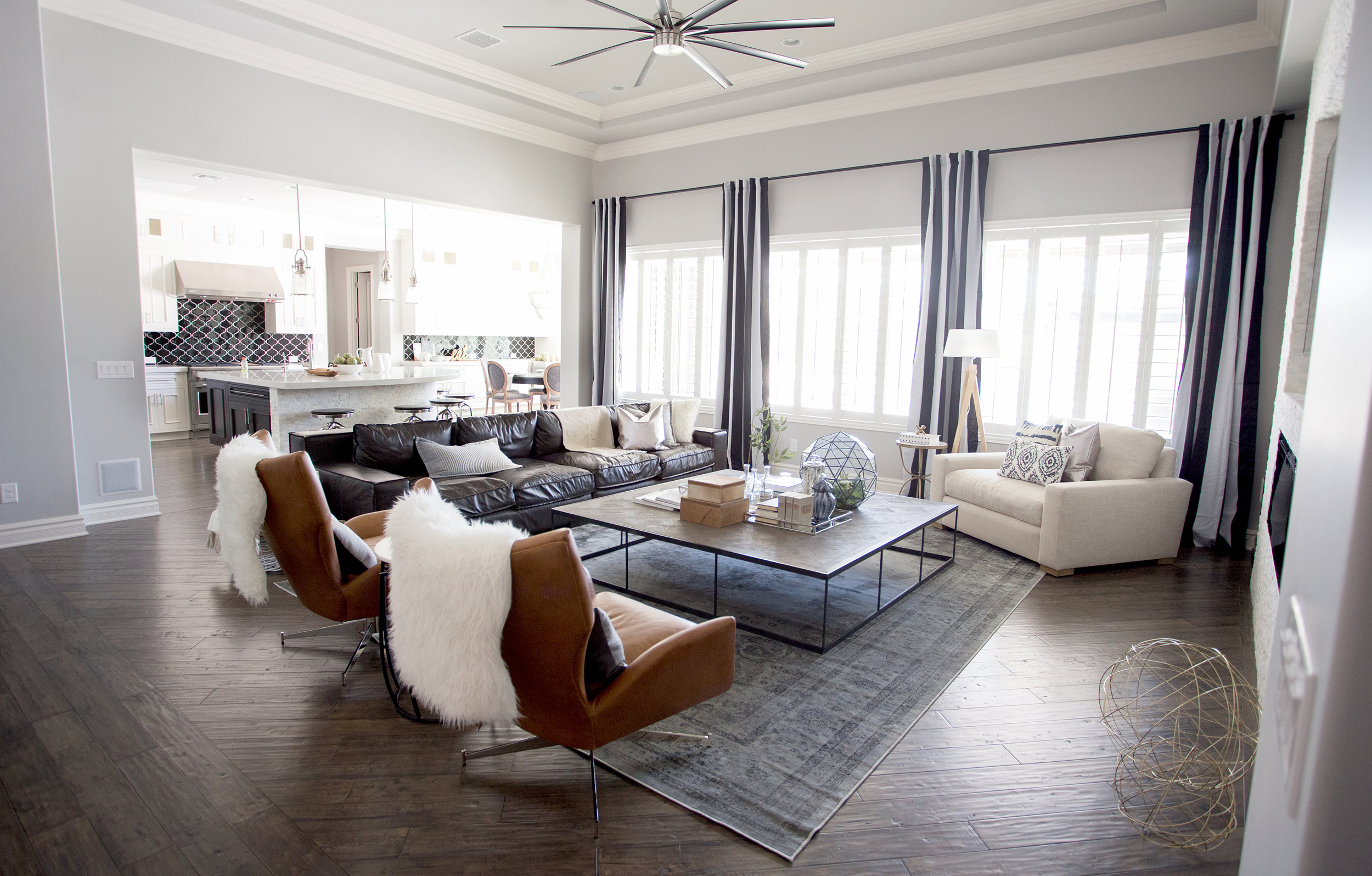 THE LifeStyled COMPANY - Crescent Way Project