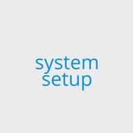 computer system setup