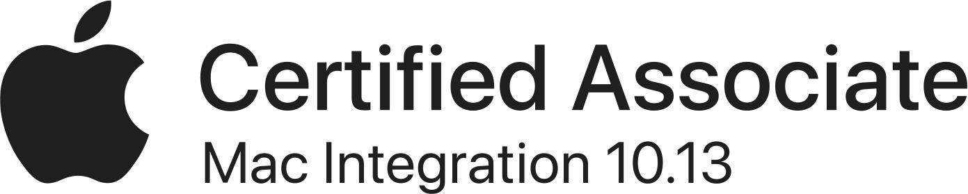 Ronnie Roche_Mac Integration Certified Associate