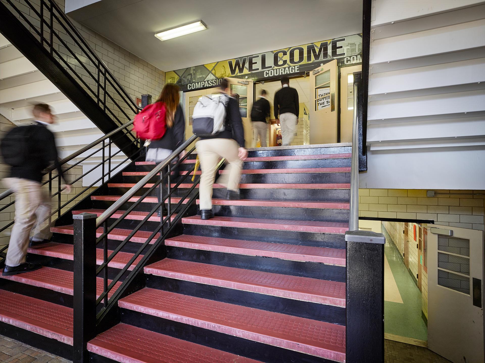 Neumann Goretti High School