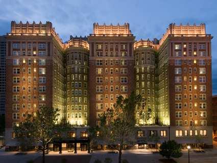 Skirvin Hilton Hotel - Downtown Oklahoma City