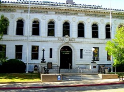 El Dorado County Courthouse, Placerville, CA