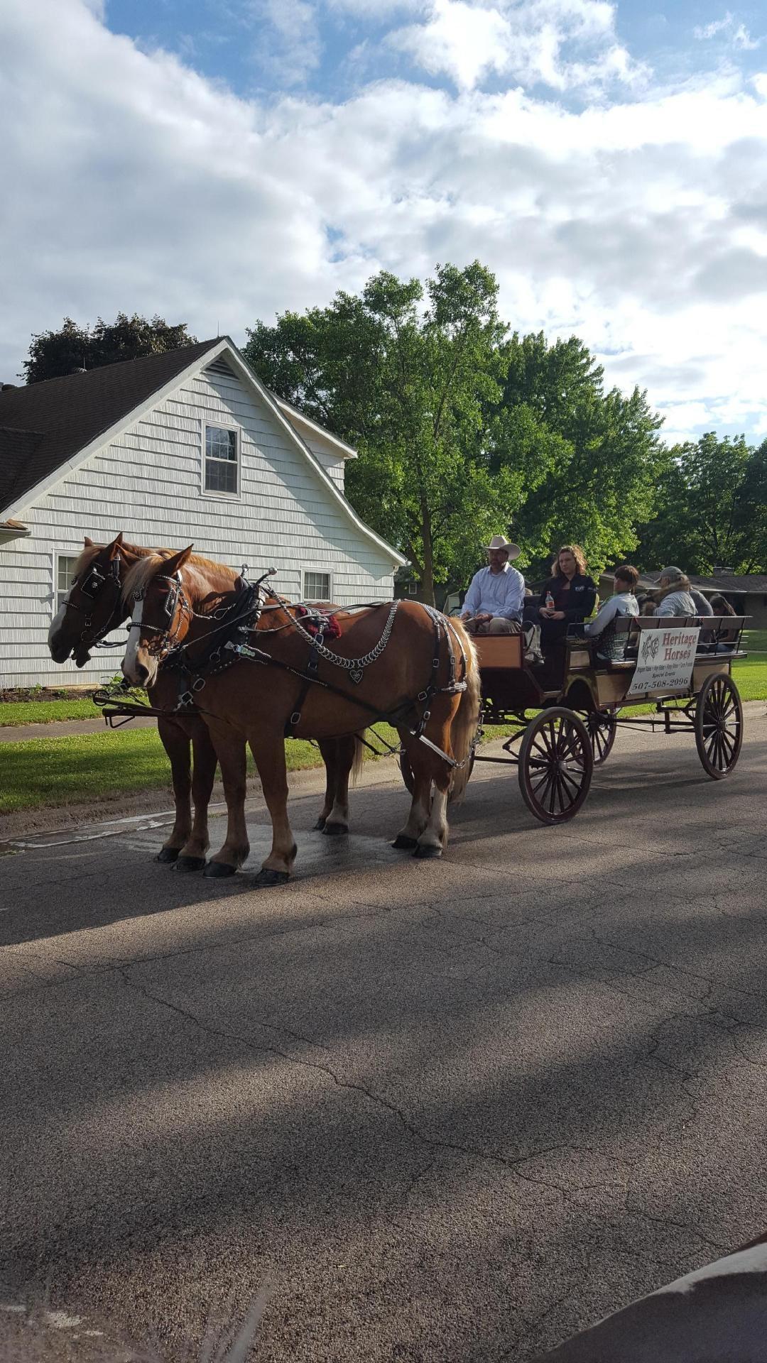 Springfield Parade -