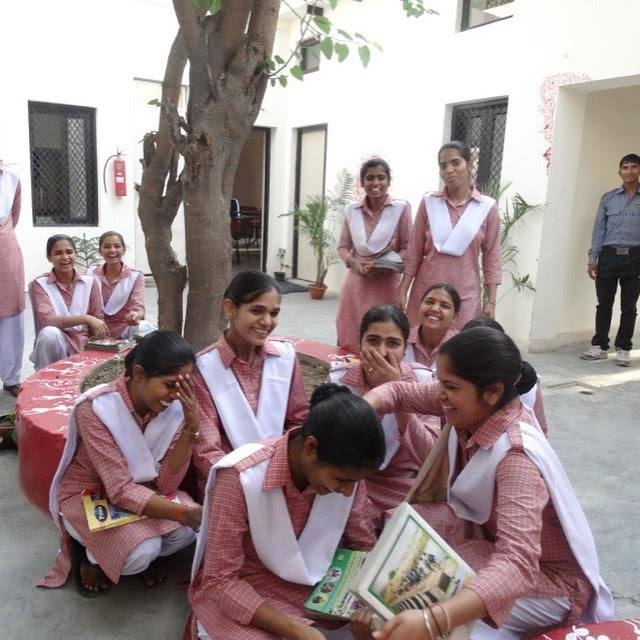 Project Kiran focuses on educating young women in India to become nurses to work in remote rural eye clinics. This visionary 2 year program transforms the lives of these young women and enables them to change their lives and help give eyesight back to the people in remote villages. Our partners in this project include Combat Blindness International, Dr. Shroff's Charity Eyecare Hospital (SCEH) and nursing students and faculty in Madison College.