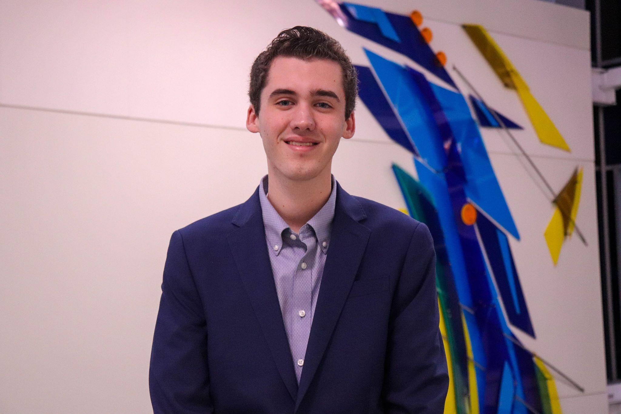 Collin Olsen - Treasurer