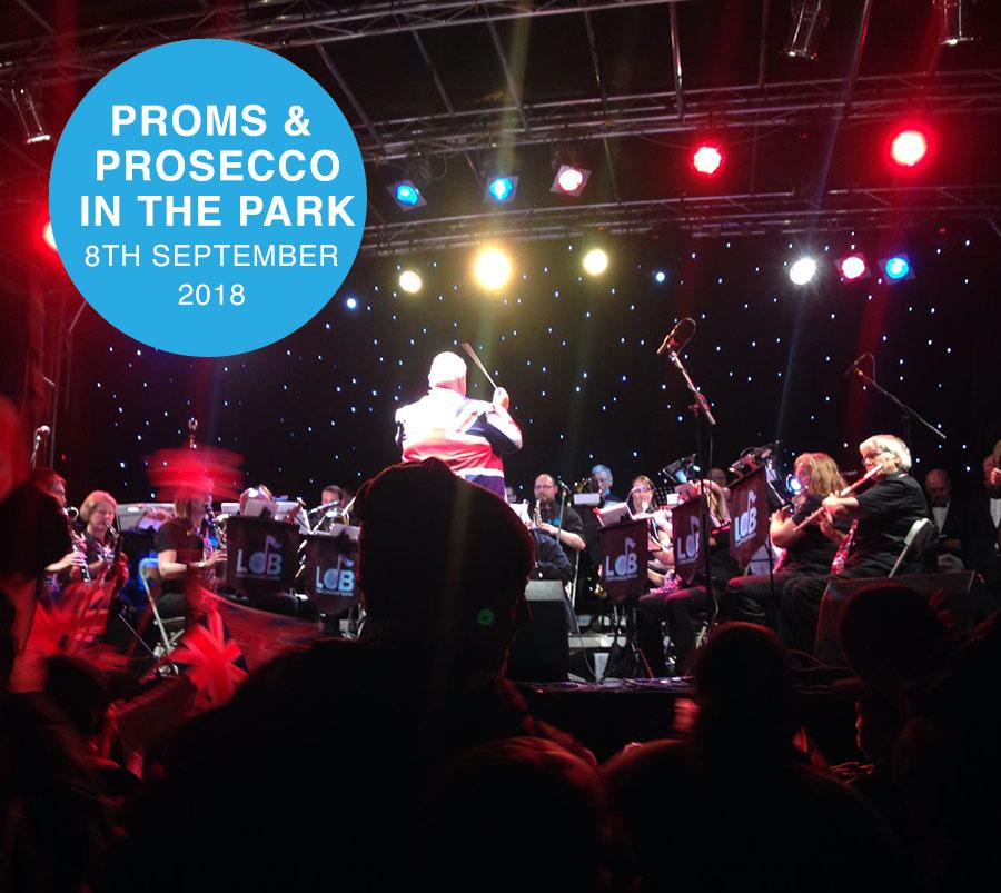 Proms & Prosecco in the Park