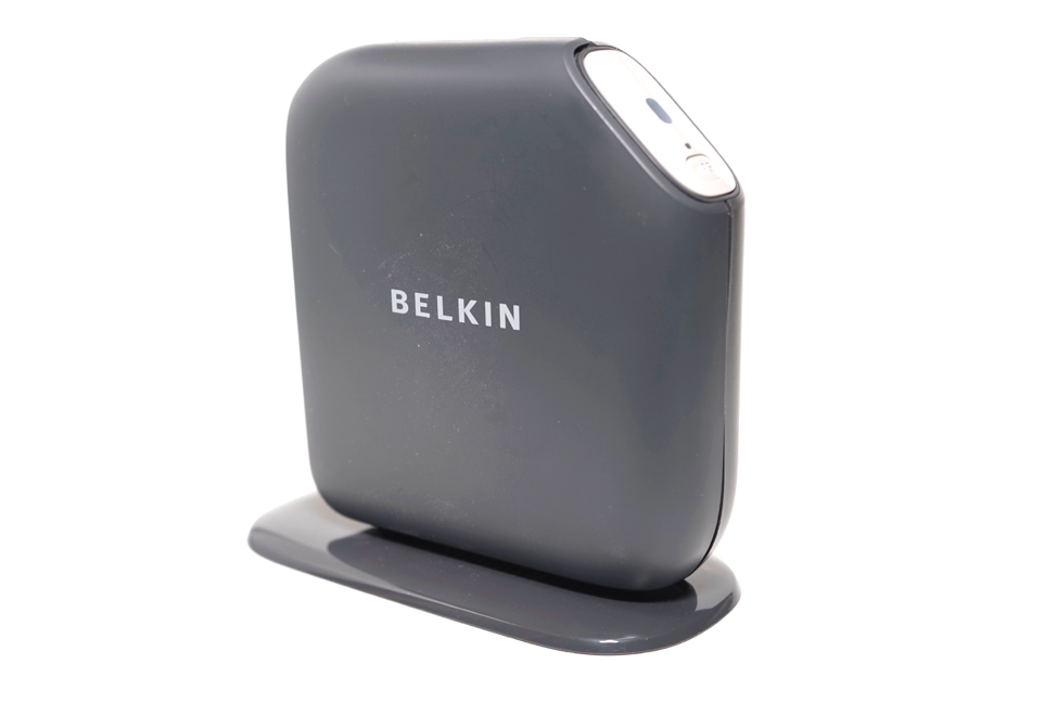 Figure 1 - The Belkin Surf N300 Router