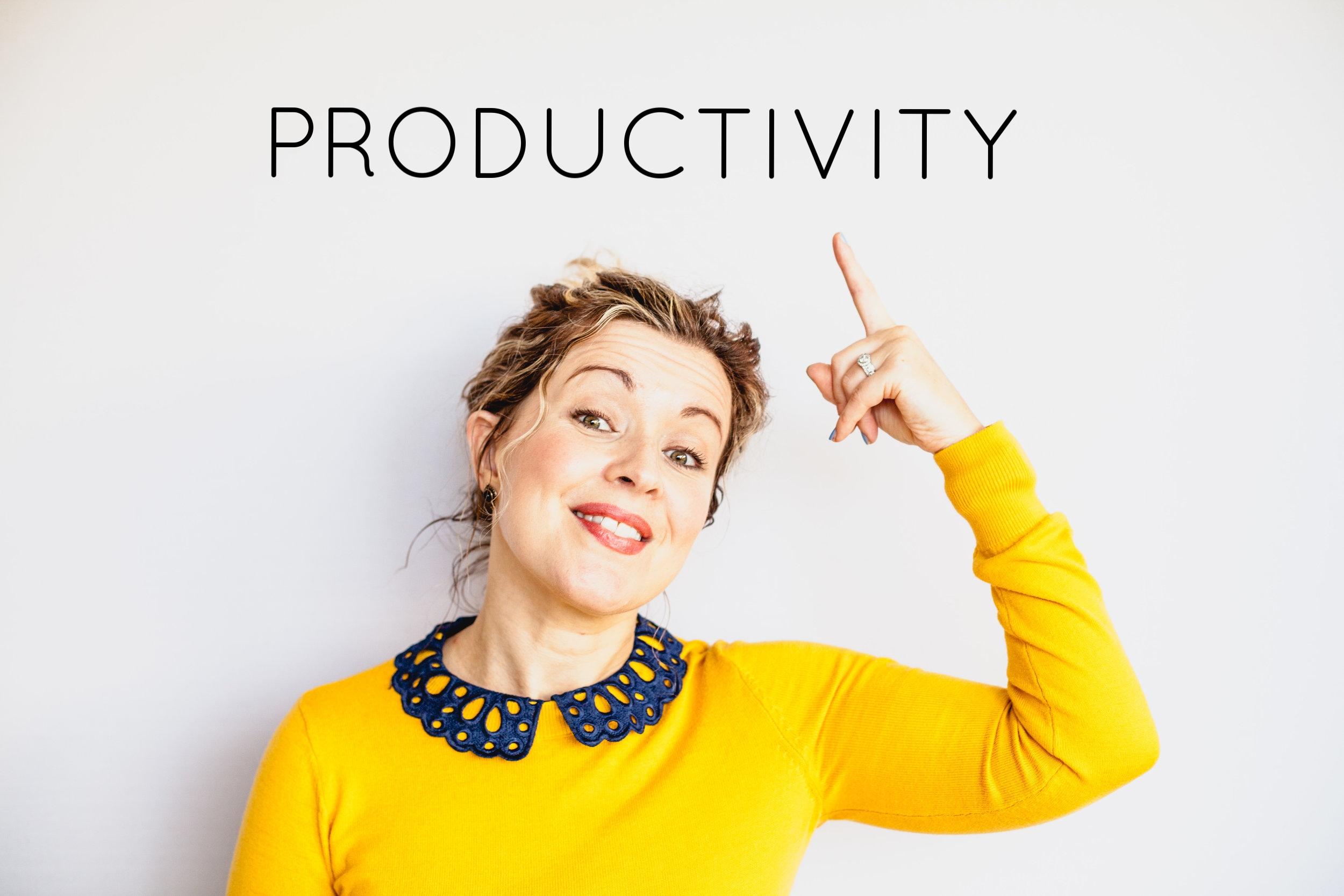 Productivity Hacks for Creatives