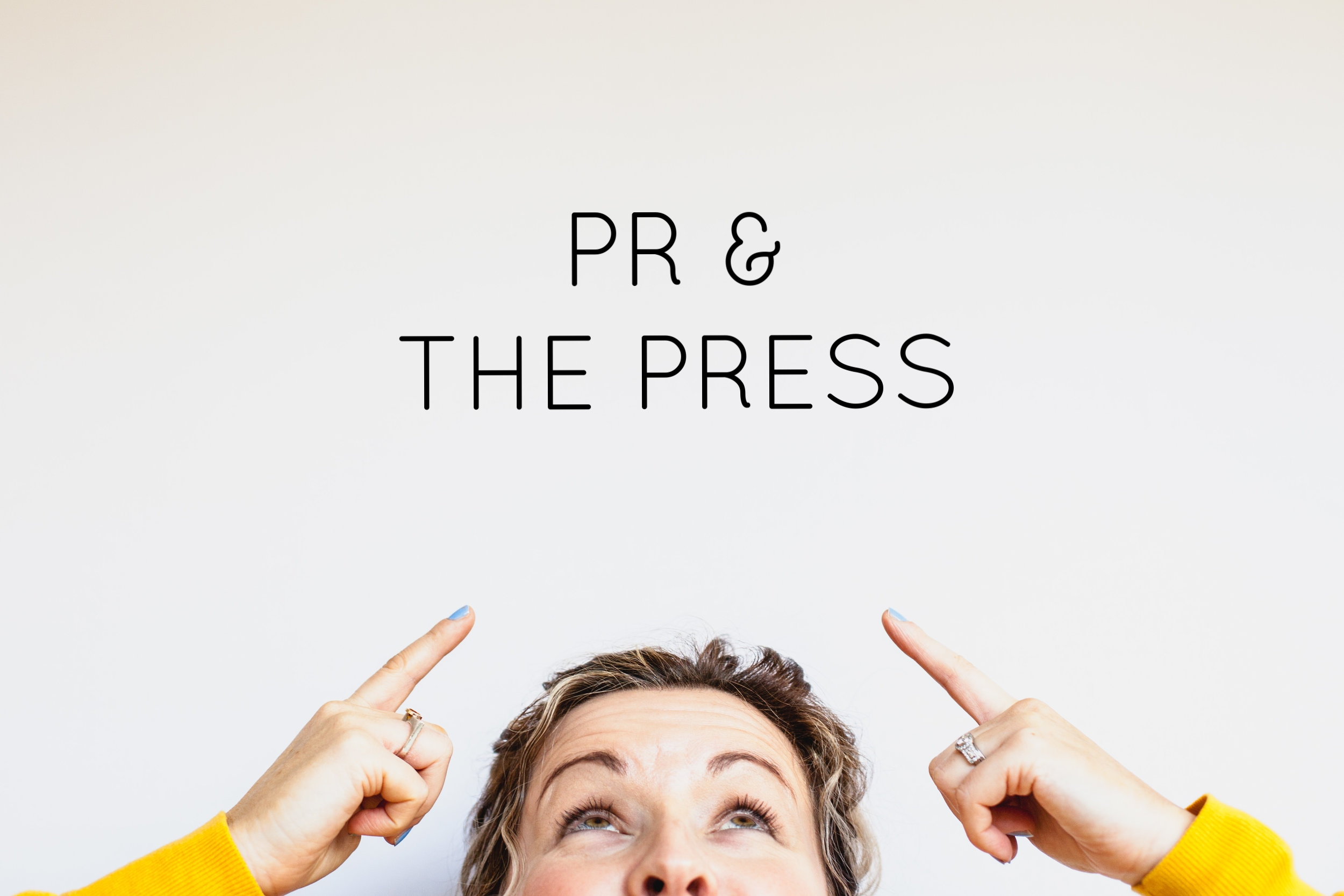 PR hacks for your creative business