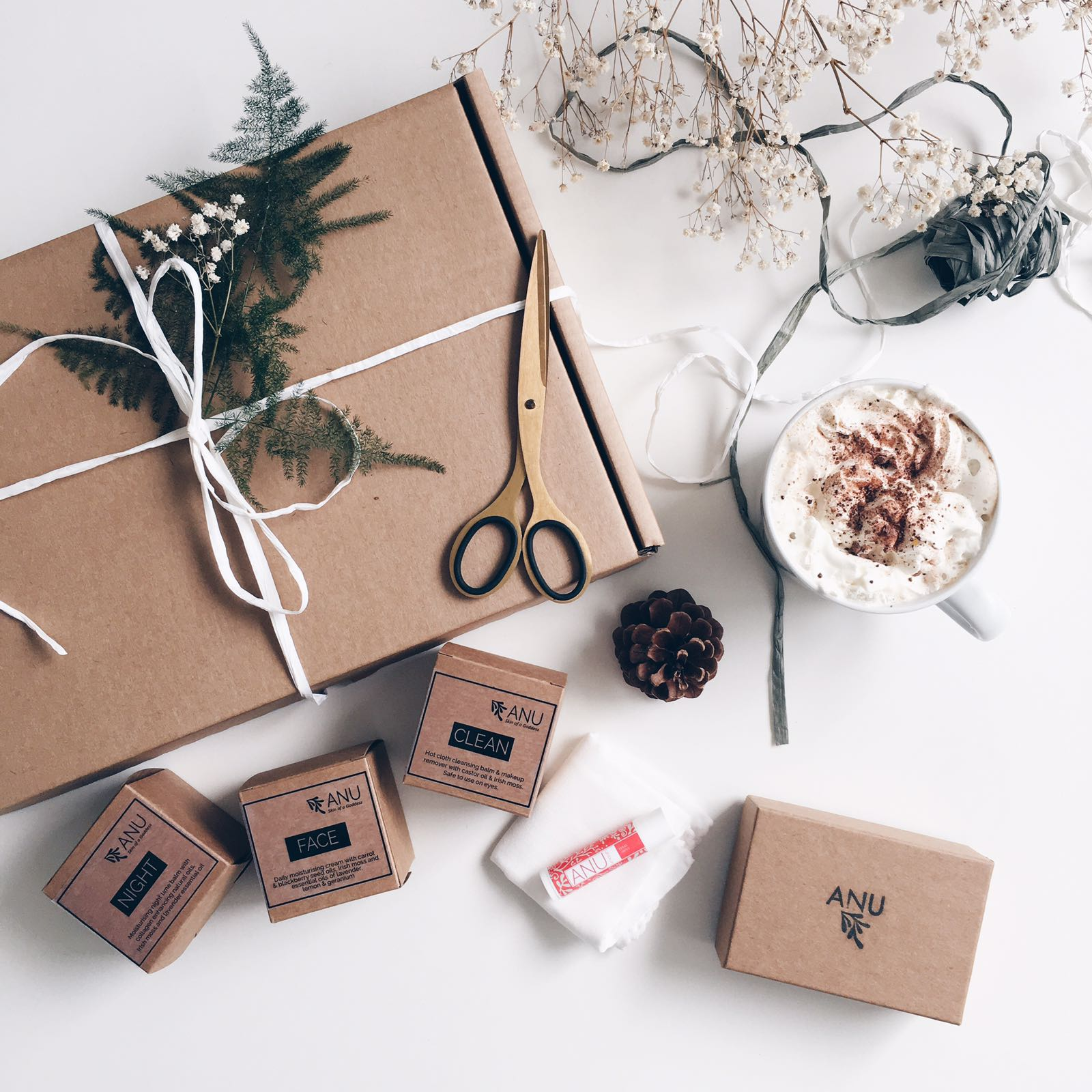 gift ideas from brand called Anu