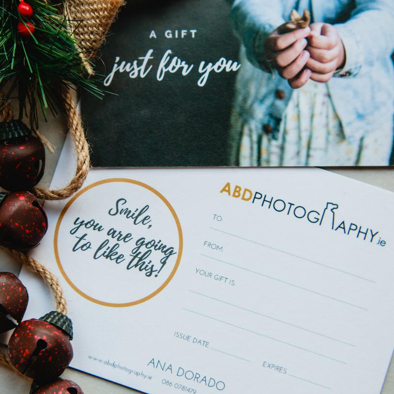 ADB Photography post card