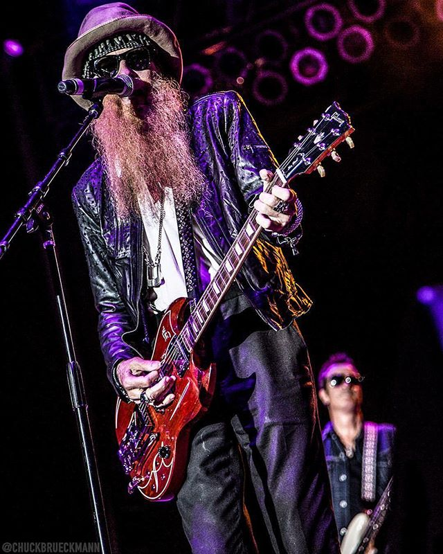 Gibbons. #zztop #billygibbons #tourfuel. FOLLOW HERE ON INSTAGRAM AND ON FACEBOOK.