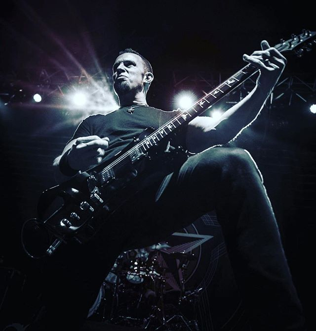Riffffs. #marktremonti #alterbridge #tremonti #tourfuel