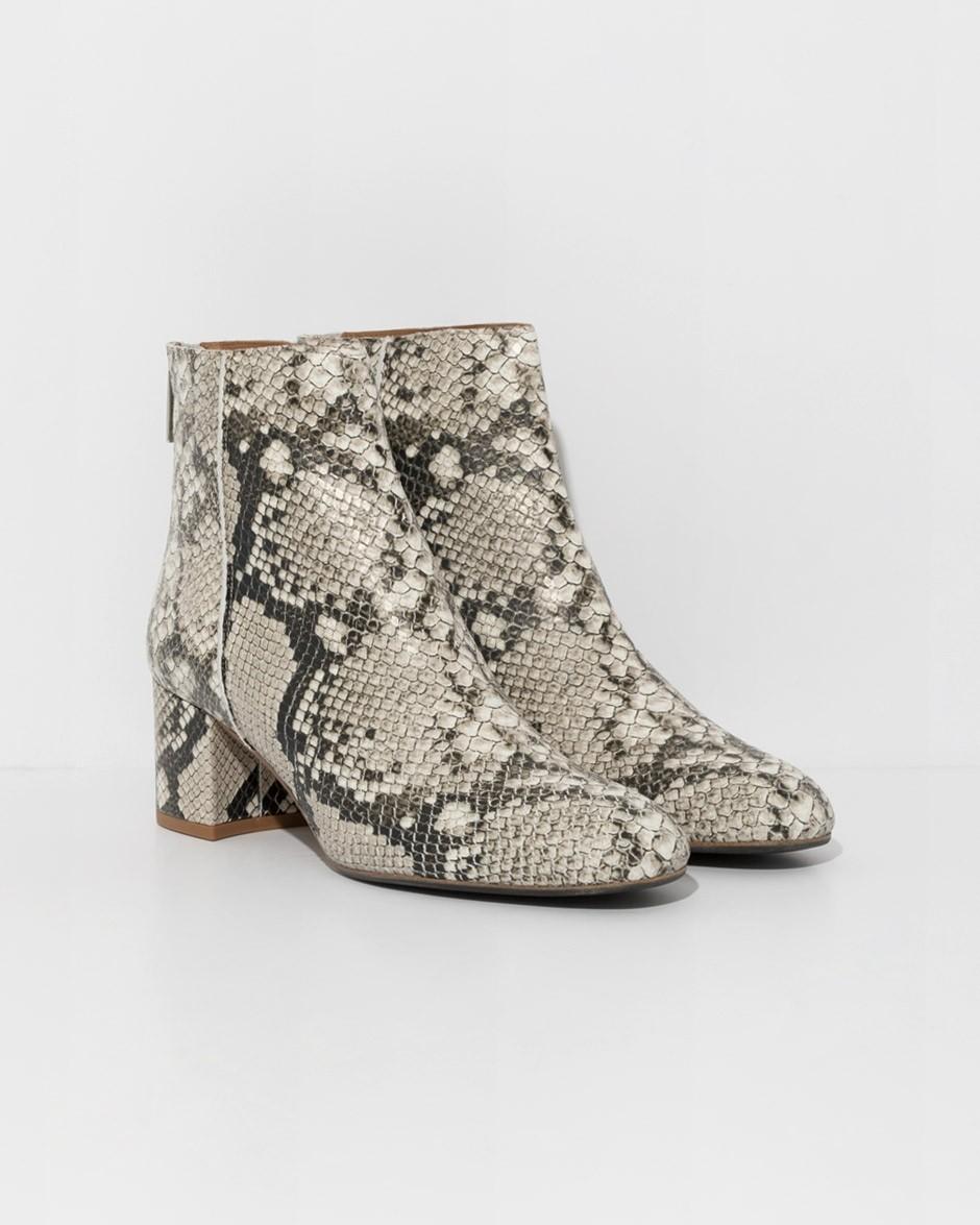 ATP ATELIER - Grey Mei Boots