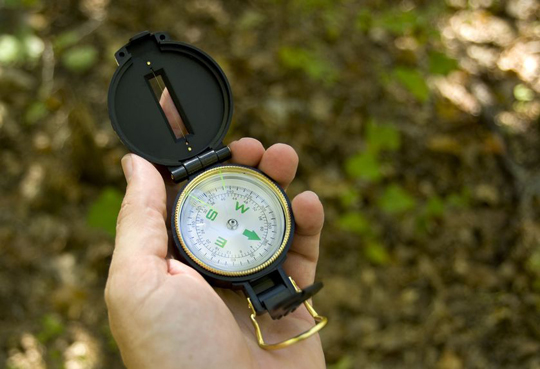 Orienteering/Navigation: Learn how to find your way in the woods and also make and practice using a basic compass you can take home. It's easier than you may think! -