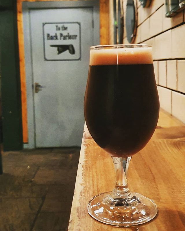 Whether you're finishing up after the trade session or gearing up for the evening session of @indymanbeercon today @unitybrewingco Rainbow Project Sour Porter is surely something to tickle your tastebuds! To be fair, any of their other beers on our tap takeover are cracking too! . . . . #craftnotcrap #craftbeer #sour #imbcity #imbcfringe #imbc19